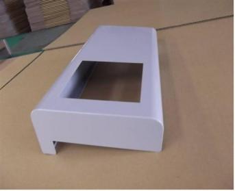 R形状筐体扉・成型加工